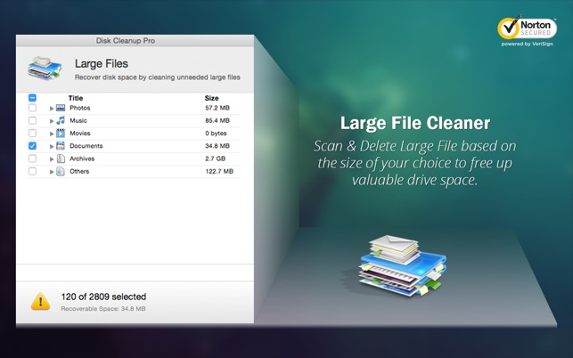 Disk cleanup for macbook pro