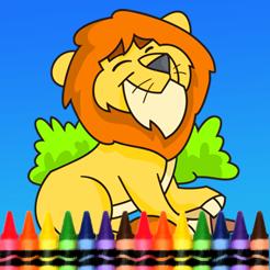 Cocuk Oyunlari Icin Kedi Kopek Boyama Kitabi App Store Da
