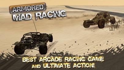 Armored Car Racing : Race untill death screenshot three
