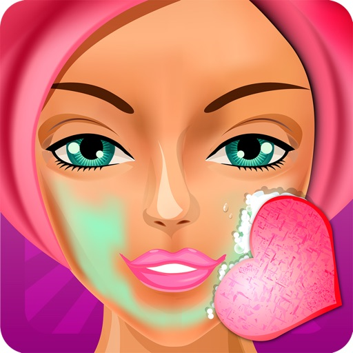 Spa Day Makeover – Make-up, Hair, & Fashion Dress Me Up
