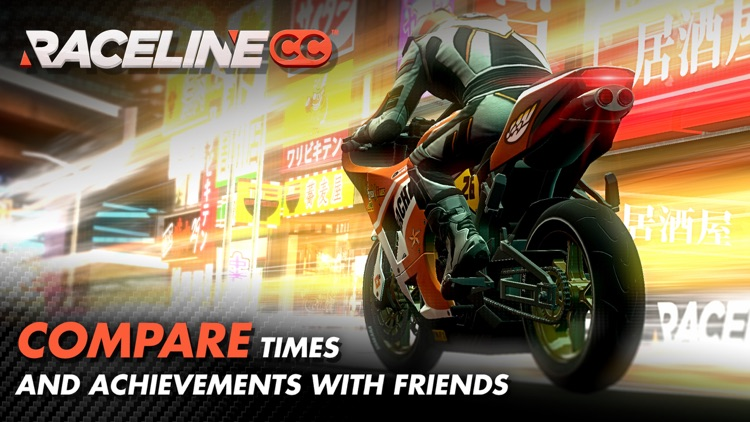 Raceline CC screenshot-3