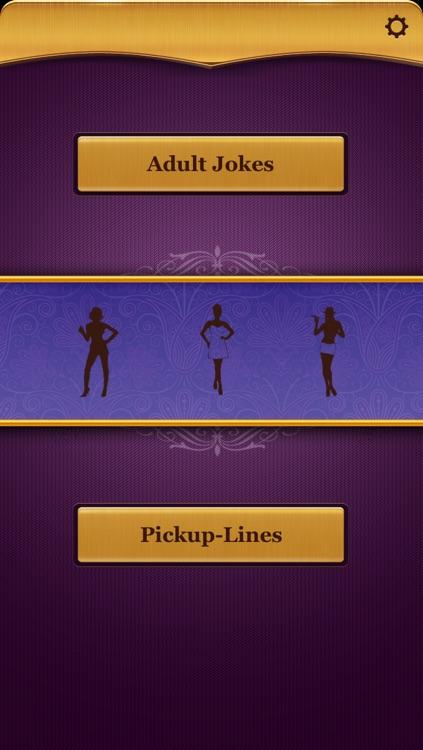 Adult Pickup Lines + Jokes