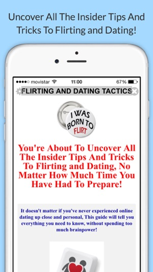 online flirting and dating