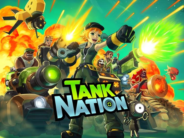 Tank Nation