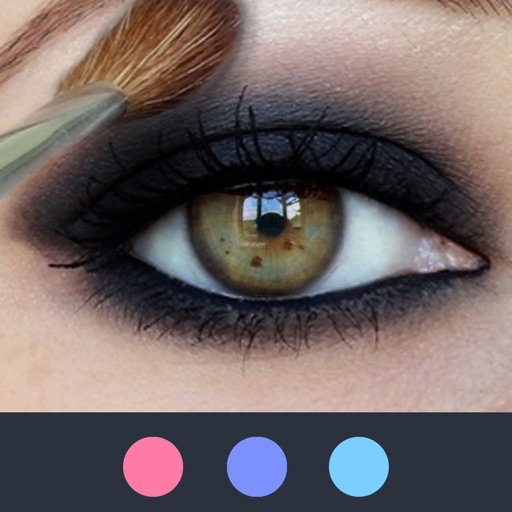 Beautifeye Makeup Salon : Perfect Smokey Eyes for Girls Icon