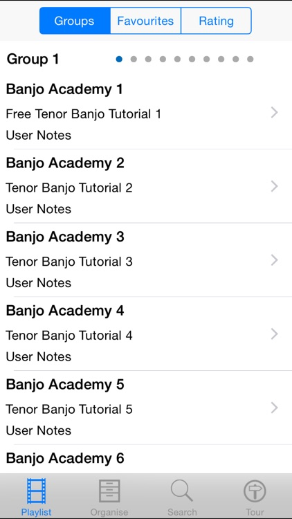 Banjo Academy screenshot-1