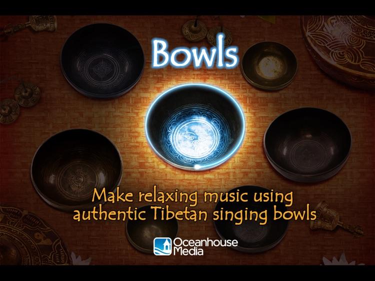Bowls HD Tibetan Singing Bowls