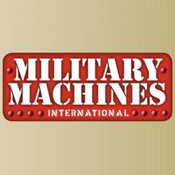 Military Machines International magazine - The Past, Present and Future of Military Vehicles