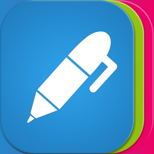Notes Master - Note taking, Drawing, Sketching & Handwriting Pad for iPad