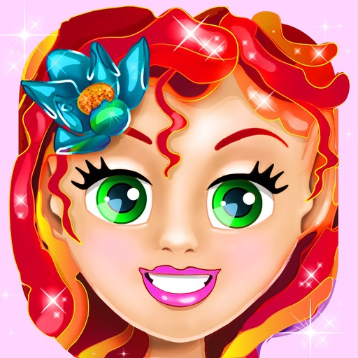 Феи Принцессы – игры одевалки для девочек, игра одевать куклы барби и салон красоты