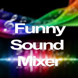 Funny Sound and Music Mixer.Funny Voice Mixer.Turn your speech or song into funny sound.