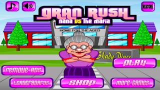 Gran Rush : Nana Vs. The Mafia