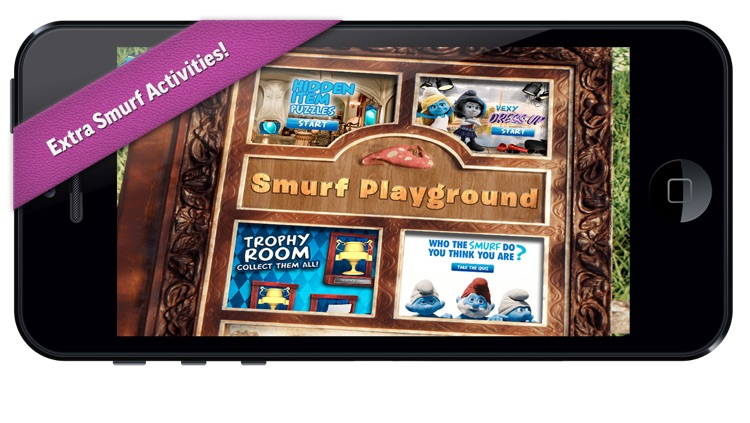 The Smurfs 2 Movie Storybook Deluxe - iStoryTime Read Aloud Children's Picture Book screenshot-3