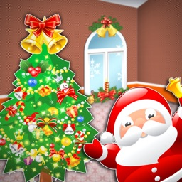 Christmas Room Decoation HD