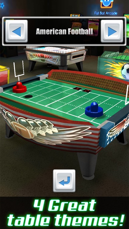 Air Hockey Championship 3D screenshot-3