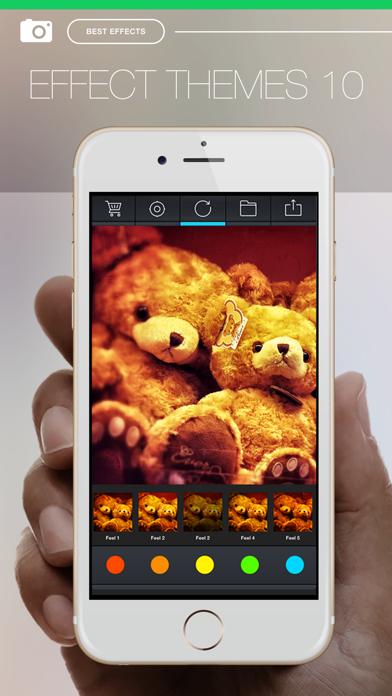 Pro FX Camera - camera effects filters plus photo editor ScreenShot0