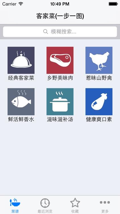 客家菜(一步一图教你做)