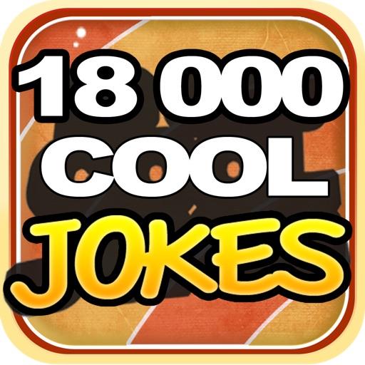 18,000 COOL JOKES FREE