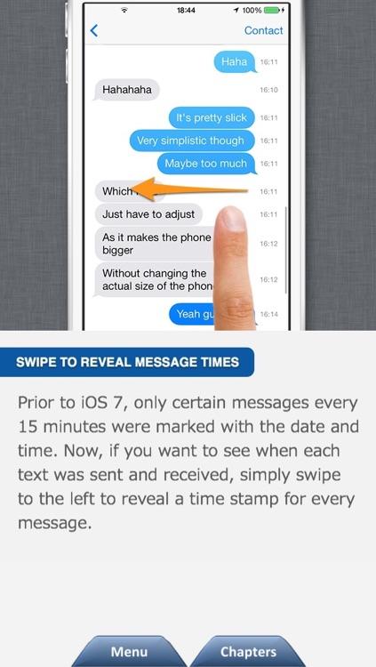 Secrets for iPod Touch - Tips & Tricks screenshot-4