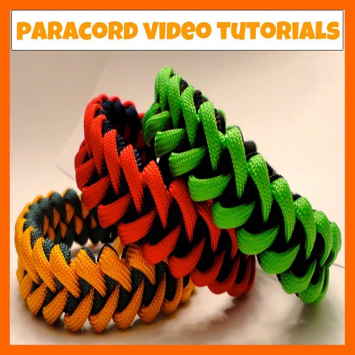 Paracord Video Tutorials - The Best Paracord Video Guide For Bracelets, Knots, Lanyards & Keychains!