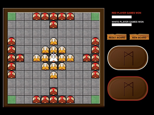 ipad board games for 2 players