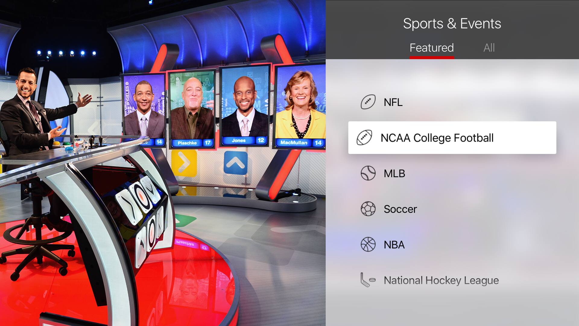 ESPN: Live Sports & Scores screenshot 19