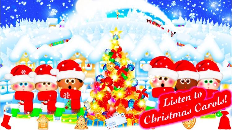 Little Christmas Carolers