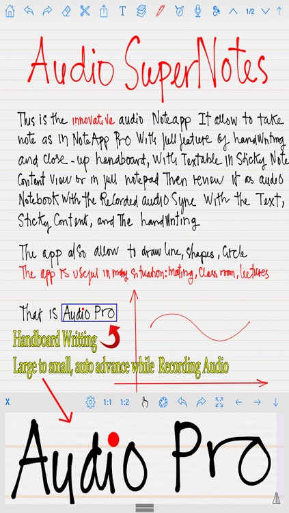 SuperNotes Suite (Notabilities, Pen Pro, Audio Notepad Recorder With Sync Plus, Good Richtext)