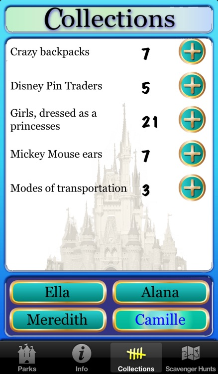 Lots To Do In Line: Disneyland screenshot-4
