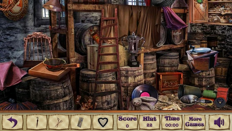 Detective Angelina Hidden Objects screenshot-4