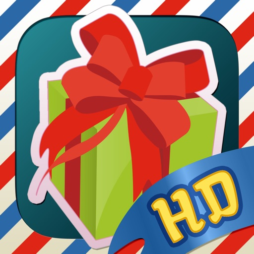 Holiday StickerGrams HD - Christmas, New Year's and Winter Stickers for your photos!