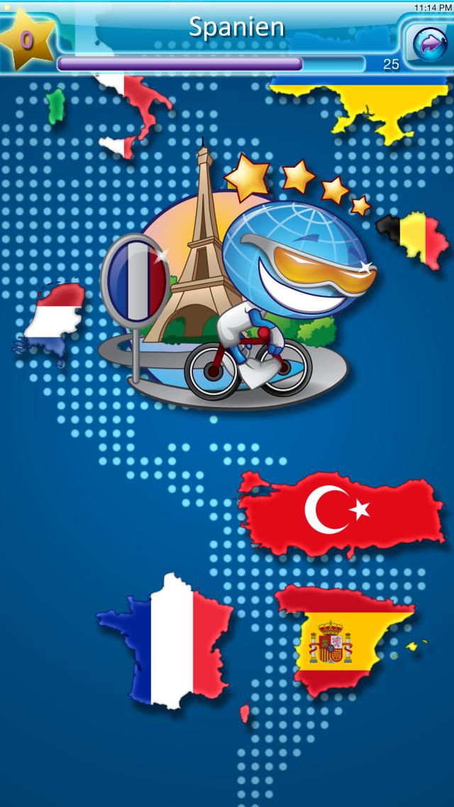 Geo World Games - Geografi Med Uttal för barn på PC