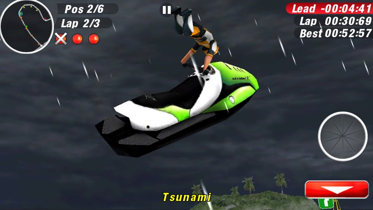 Aqua Moto Racing 2 screenshot-2