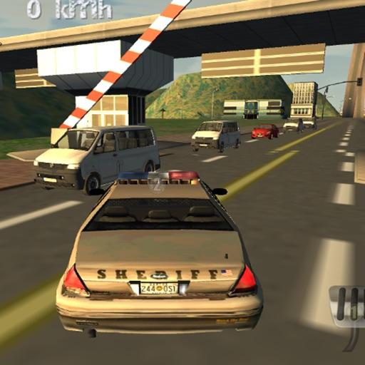 Police Car Driving Simulator - 3D Cop Cars Speed Racing Driver Game FREE iOS App