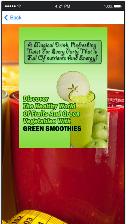 Smoothie Recipes - Learn How to Make a Smoothie Easily screenshot-4
