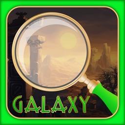 Mysterious Galaxy - Hidden Objects Fun
