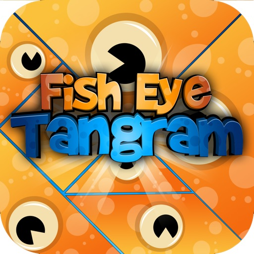 Fish Eye Tangram