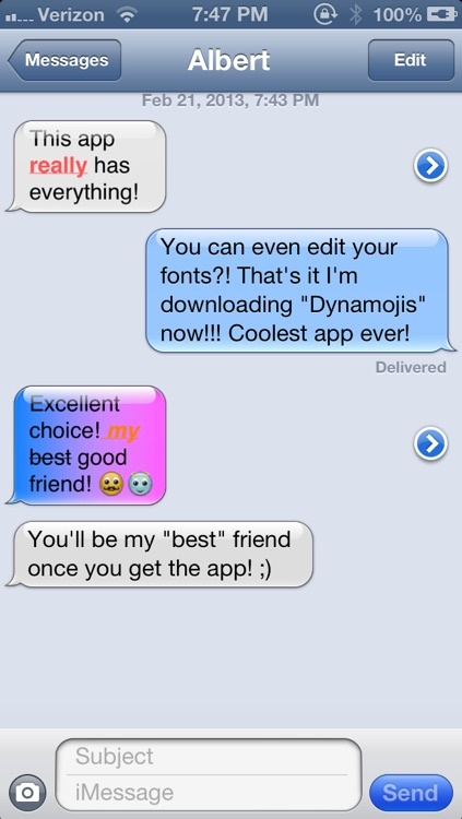 Dynamojis - Animated Emojis and Stickers for iMessages screenshot-4