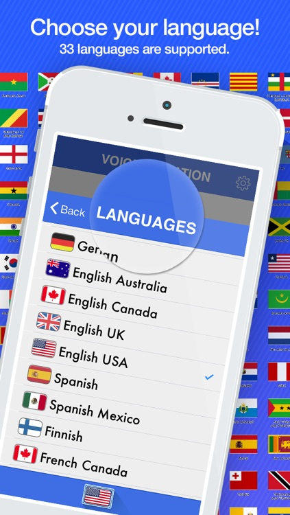 Voice Dictation -  dictate & send your text messages for Facebook and Twitter