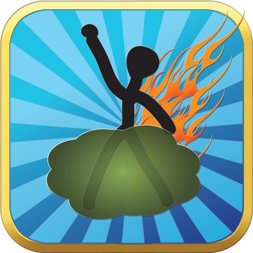 Farting doodle stickman game Pro