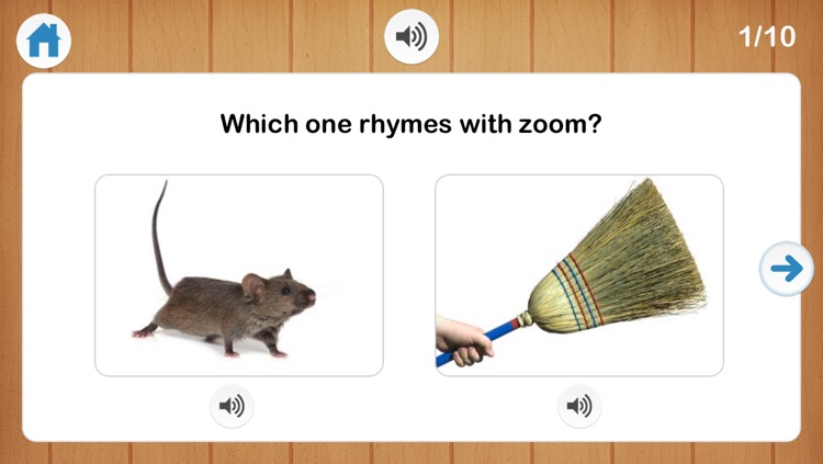 Rhyming from I Can Do Apps