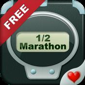 Half Marathon Trainer Free - Run for American Heart icon