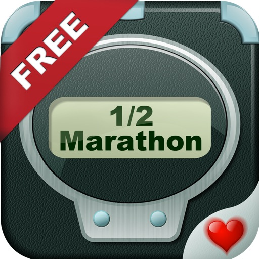 Half Marathon Trainer Free - Run for American Heart