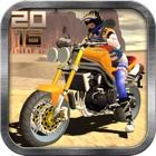 Motorbike Drive Simulator 2016 icon