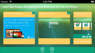 Learn App Design, Development and Marketing for iPhone and iPad screenshot one