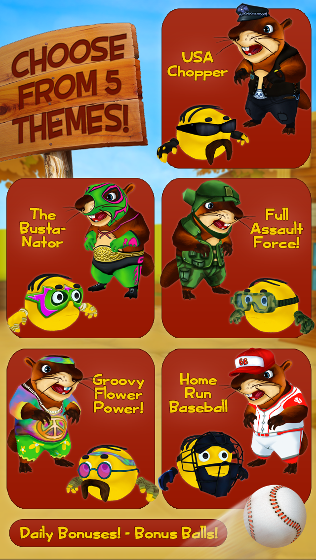 Buster Dunk! Carnival Bully Revenge Screenshot on iOS