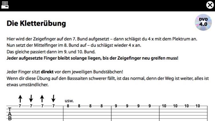Guitar TV Gitarrenschule screenshot-3