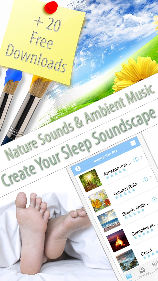 Sleep Sounds and Ambient Musicのおすすめ画像1
