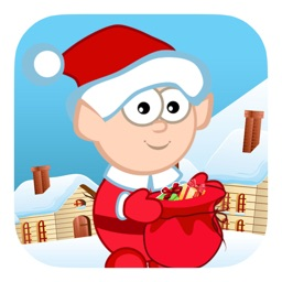 Christmas Elf - Catch Gifts