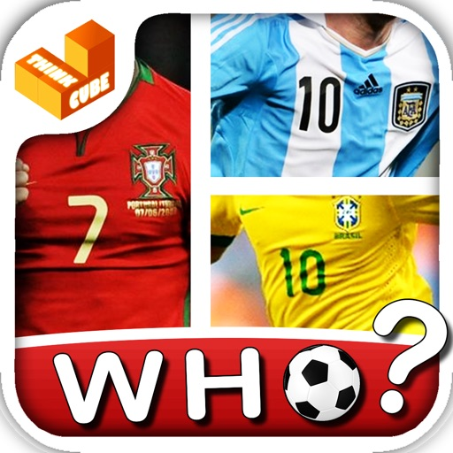 Big Jersey Quiz - Soccer World 2014 - Who is the player?